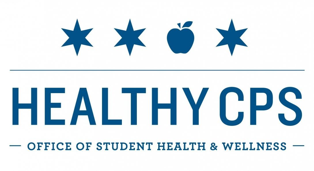 Healthy CPS Office of Student Health and Wellness Logo